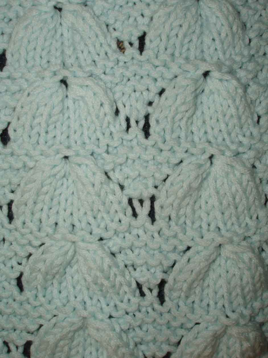 Knitting Pattern Baby Blankets Patterns Gallery
