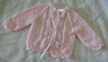 The Complete Fabrication: Bulky Seamless Baby Kimono