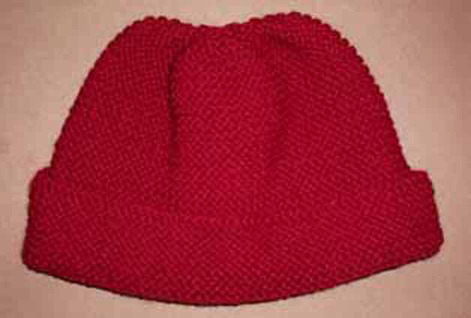 Decrease Knitting Garter Stitch : Garter Stitch Hat