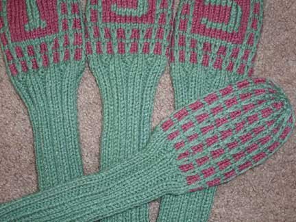Free Knitting Pattern Golf Club Headcovers : FREE KNITTING PATTERNS FOR GOLF PUTTERS   KNITTING PATTERN